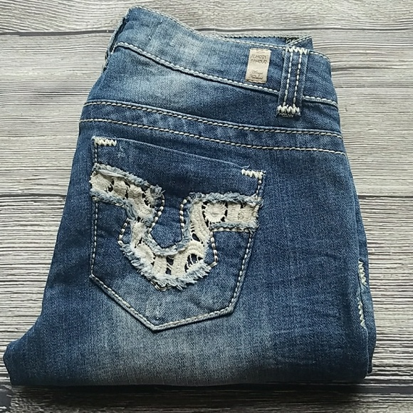 Where do they sell almost famous jeans?